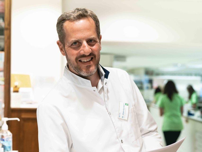 zaemu fer iischi region Dr. Alain Guntern