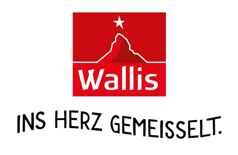 zaemu fer iischi region Logo Valais
