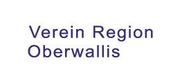 zaemu fer iischi region Logo Verein Region Oberwallis